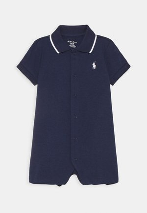 ONE PIECE-SHORTALL - Body - french navy