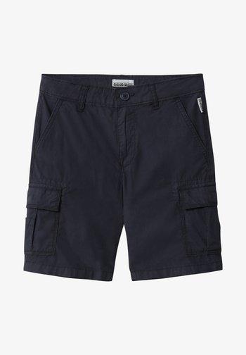 NOTO - Cargo trousers - blu marine