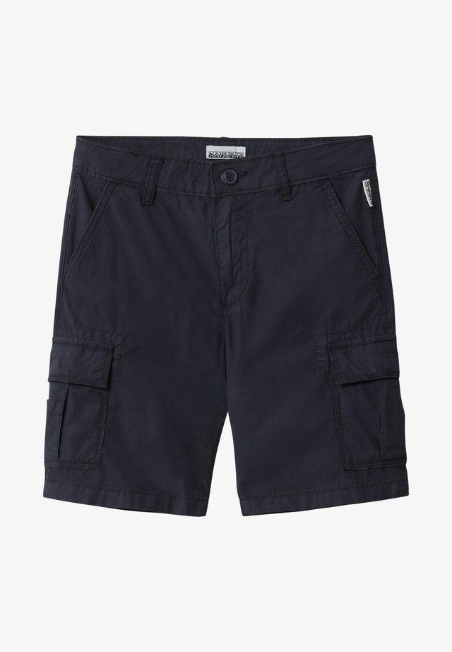 NOTO - Cargobroek - blu marine
