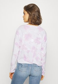 American Eagle - CELESTIAL COVE TEE - Long sleeved top - purple - 2