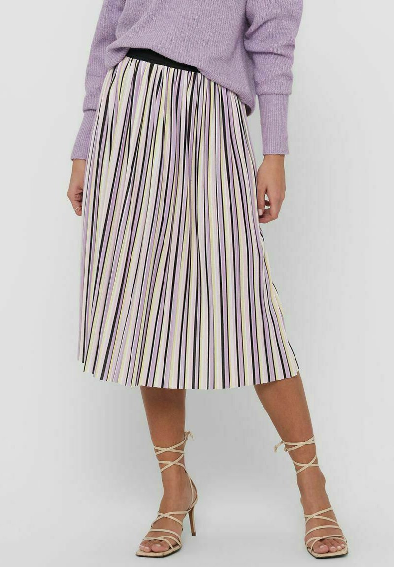 ONLY - A-line skirt - orchid bloom