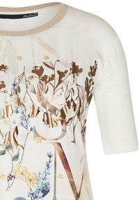 LeComte - Print T-shirt - beige - 2