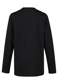 WE Fashion - REGULAR FIT - Long sleeved top - black - 3