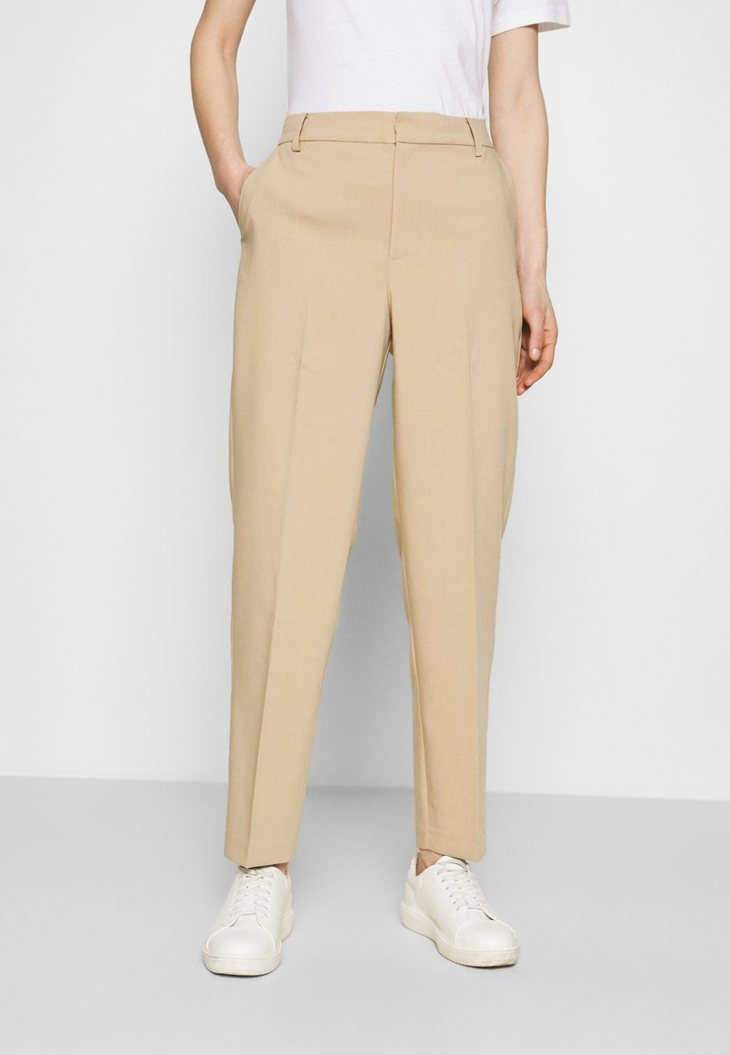 Part Two - HANNELISE - Trousers - incense