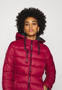Pepe Jeans - LINNA - Winter coat - currant - 4