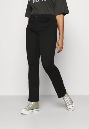 CARAUGUSTA LIFEREG  - Straight leg jeans - black