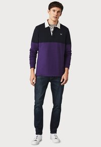 Crew Clothing Company - RUGBY  - Poloshirt - dark blue - 1
