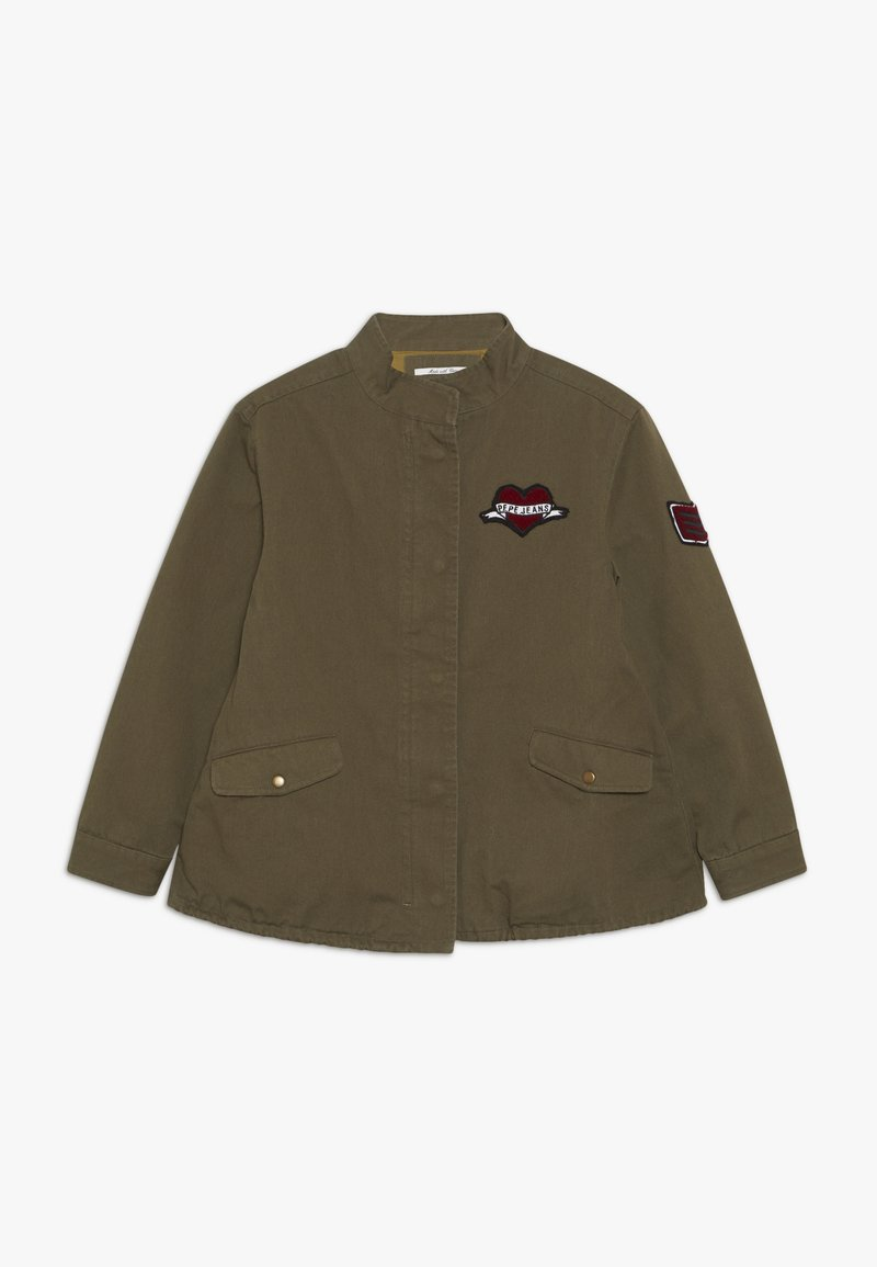 Pepe Jeans - Light jacket - hunter green