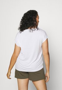 Pieces Curve - PCBILLO TEE SOLID - Basic T-shirt - bright white - 2