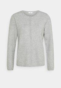 JDY - JDYBRILLIANT - Cardigan - light grey melange - 0