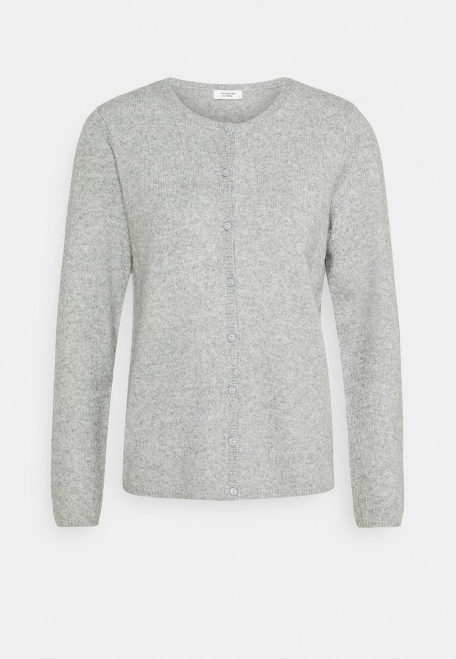 JDYBRILLIANT - Kardigan - light grey melange