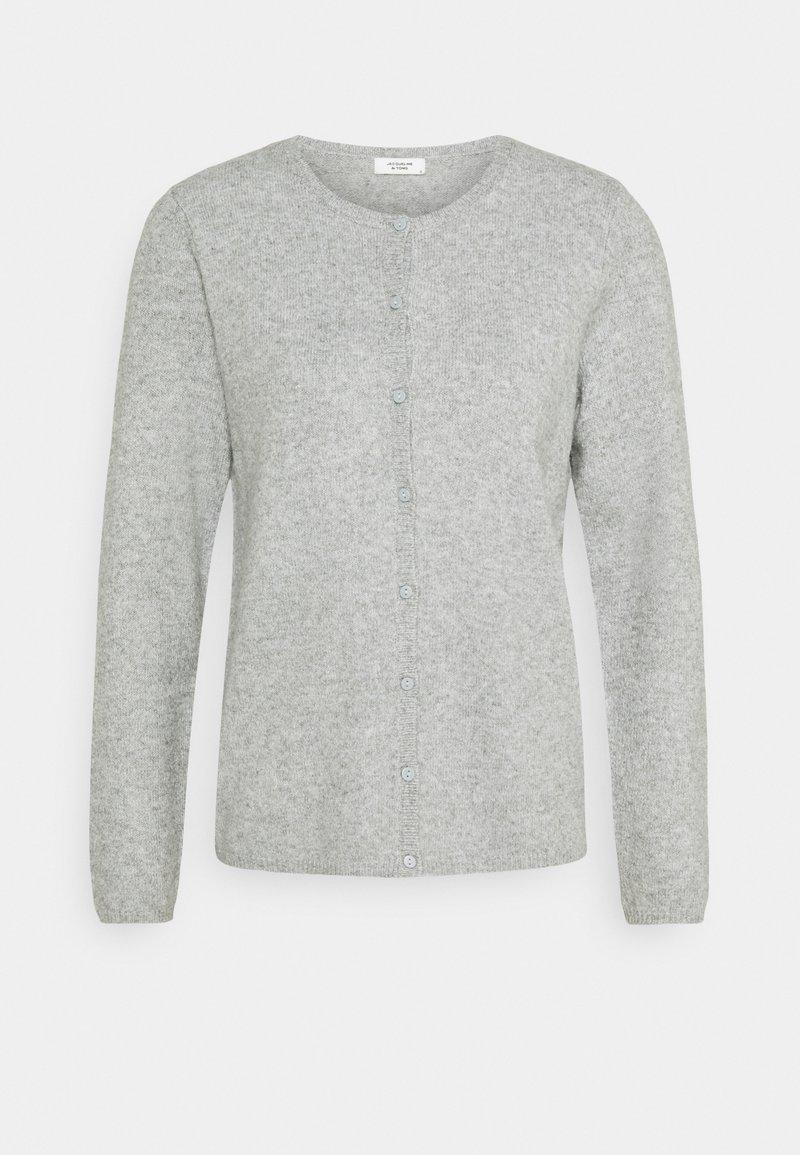 JDY - JDYBRILLIANT - Cardigan - light grey melange
