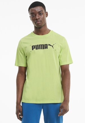 NU TILITY GRAPHIC - Print T-shirt - sharp green
