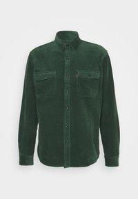 Levi's® - JACKSON WORKER UNISEX - Košile - python green - 0