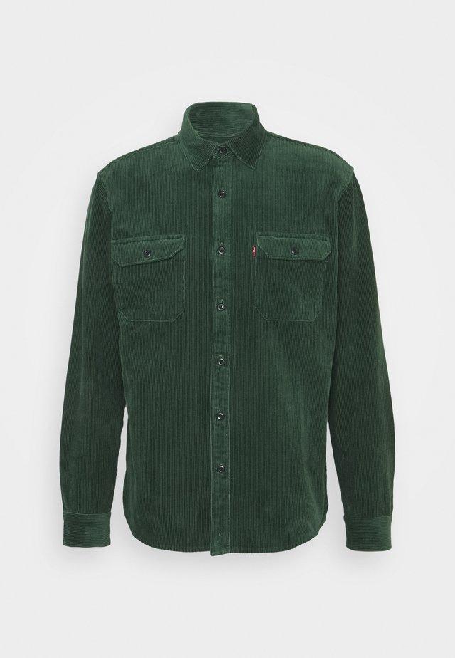 JACKSON WORKER UNISEX - Skjorte - python green