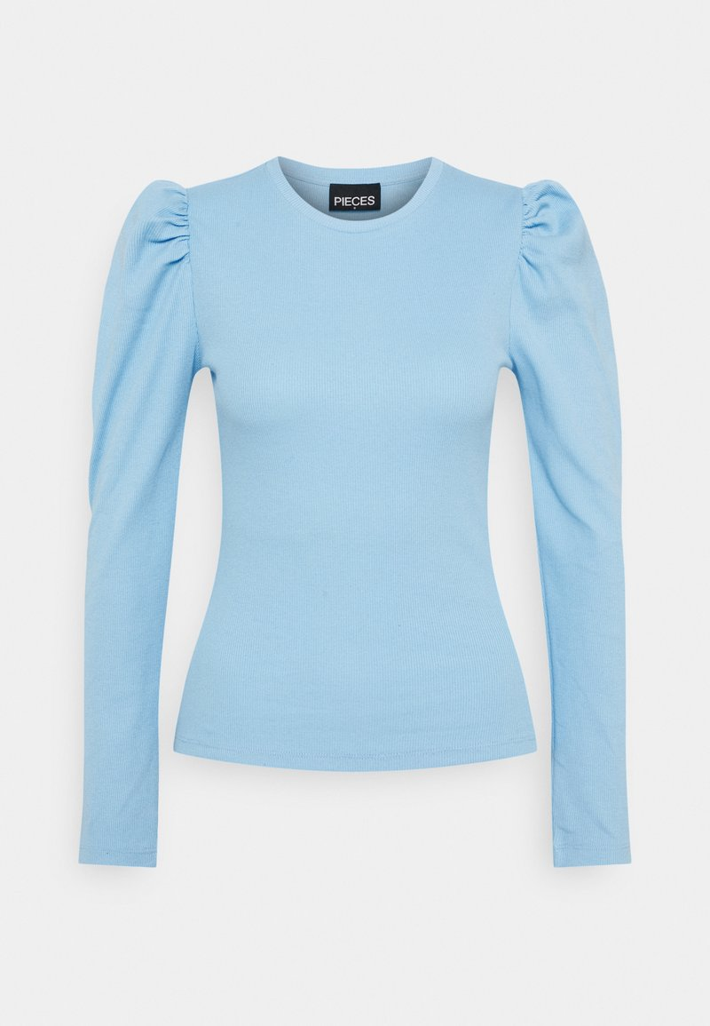 Pieces - Long sleeved top - little boy blue