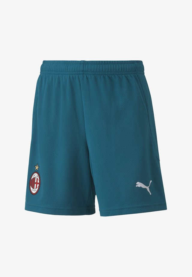 AC MILAN - Sports shorts - deep lagoon-gibraltar sea