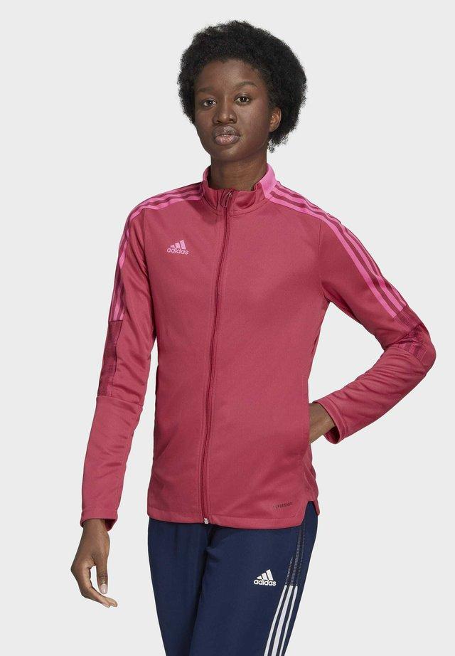 TIRO 21  - Training jacket - wilpnk