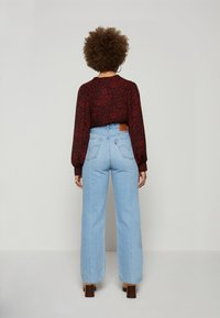 Levi's® - HIGH LOOSE - Jeansy Dzwony - full circle - 3