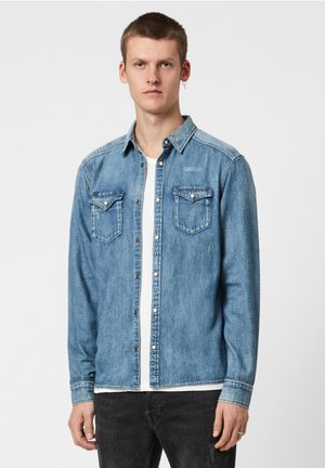 DARFIELD - Shirt - blue