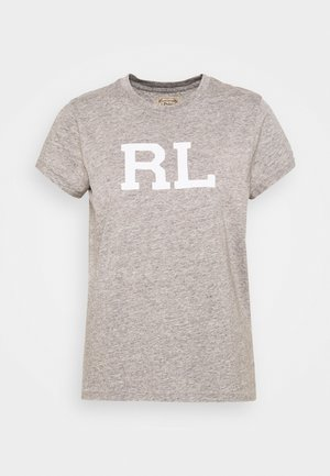 SHORT SLEEVE - T-shirt con stampa - grey