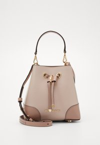 MICHAEL Michael Kors - MERCER GALLERY XBODY MERCER PEBBLE SET - Håndtasker - beige - 0