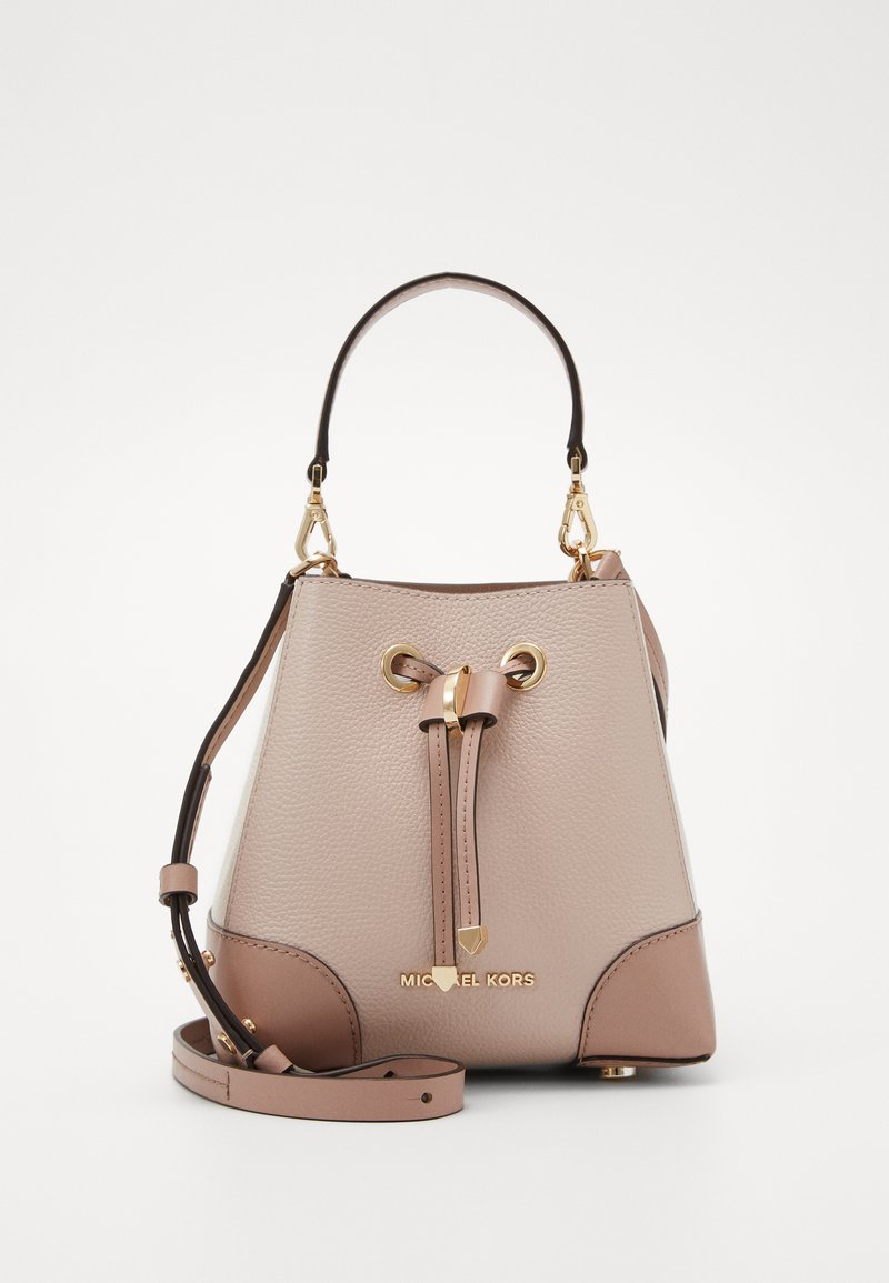 MICHAEL Michael Kors - MERCER GALLERY XBODY MERCER PEBBLE SET - Håndtasker - beige