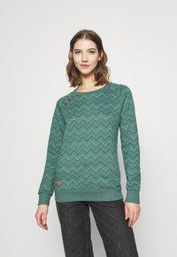 Ragwear - DARIA - Sweatshirt - green - 0