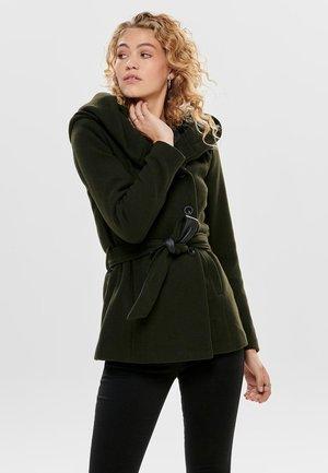 ONLLISA RIANNA  - Light jacket - black/olive