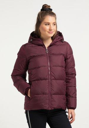 Winter jacket - bordeaux