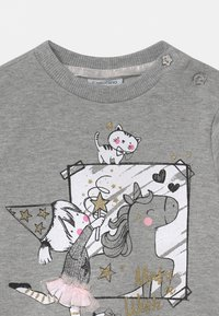 OVS - UNICORN - Sweatshirt - grey melange - 2