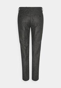 Tiger of Sweden - TORDON - Suit trousers - mottled grey - 1