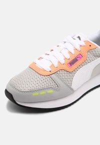 Puma - R78 OG UNISEX - Trainers - gray/violet/white/steel gray - 4