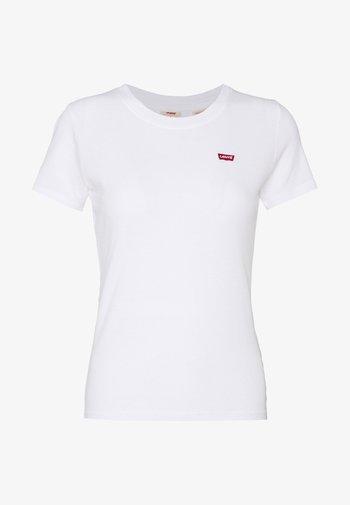 BABY TEE - Print T-shirt - white