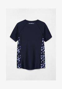 O'Neill - T-shirt print - dunkelblau - 1