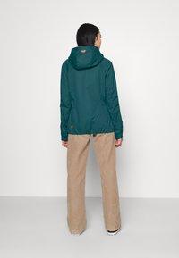 Ragwear - DIZZIE - Lett jakke - petrol - 2