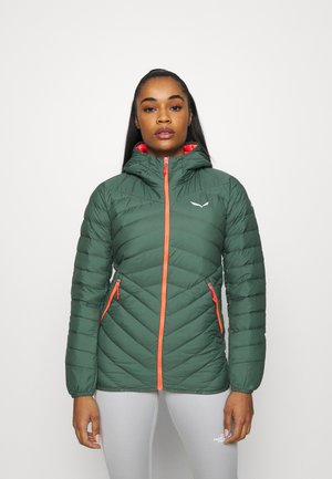 BRENTA - Down jacket - duck green