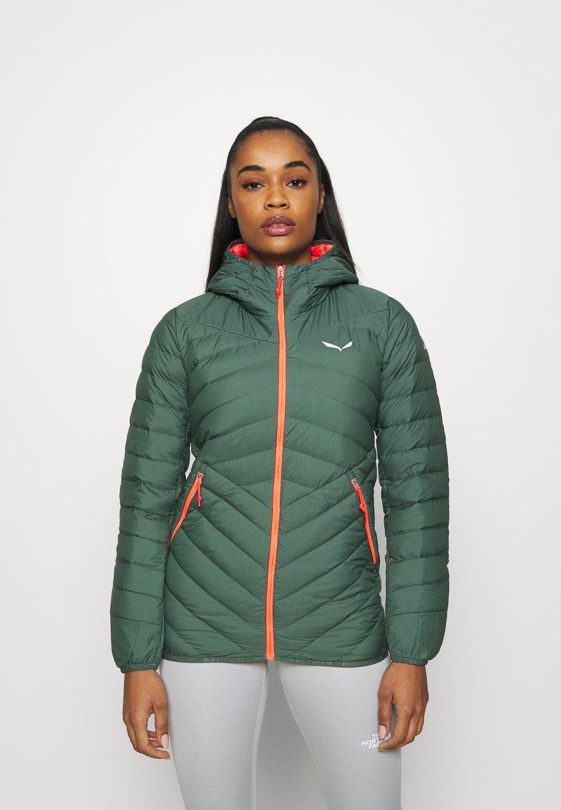 Salewa - BRENTA - Down jacket - duck green