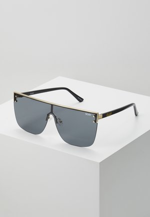 BLOCKED - Sonnenbrille - gold-coloured/smoke