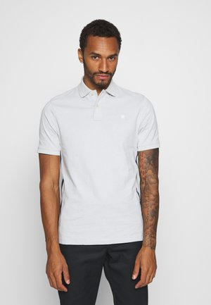 SIDE STRIPE POLO S\S - Piké - cool grey