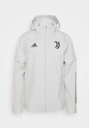 JUVENTUS SPORTS FOOTBALL JACKET - Club wear - orbgry/legink