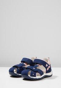 Elefanten - AMELIA - Sandals - dunkelblau - 3