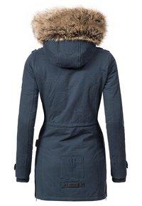 Navahoo - PAULINE - Winter coat - blue - 1
