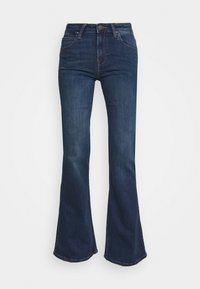 BREESE - Flared Jeans - dark refined