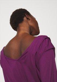 Vivienne Westwood - PANEGA DRESS - Jersey dress - purple - 6