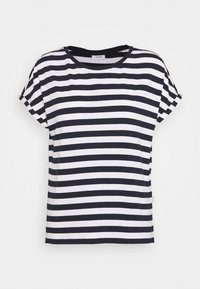 Marc O'Polo DENIM - Print T-shirt - multi/scandinavian blue - 4