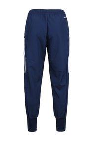 adidas Performance - CONDIVO 20 PRE-MATCH PANTS - Träningsbyxor - navy blue / white - 1