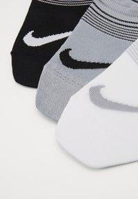 Nike Performance - WOMENS LIGHTWEIGHT TRAIN 3 PACK - Trainer socks - multicolor - 2