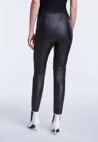 SET - Leggings - Trousers - black - 2