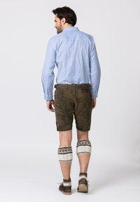 Stockerpoint - Shorts - bison - 2